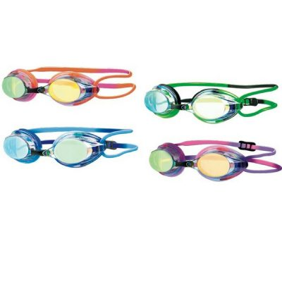 Personalised Vorgee Missile Fuze swimming goggles with polychromatic lenses - mix photo