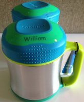 Personalised Contigo insulated thermo thermos container jar